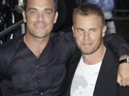 Robbie Williams und Gary Barlow vereint