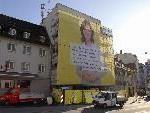 Die Kampagne zum Umbau und zur Eröffnung der neuen Raiffeisenbank in Bregenz ist im Jahrbuch der Werbung 2011 gleich in drei Kategorien vertreten.