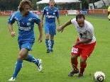 Diego Viana (l.) spielt künftig für SV Grödig.
