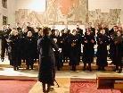 Kernstück des Adventkonzertes war das Magnificat von Heinrich Schütz.