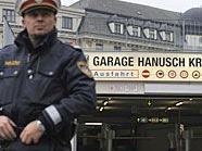 Tatort war die Tiefgarage des Hanusch-Krankenhauses.