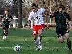 Torgarantie Lukas Katnik erhält beim Ligakonkurrent einen Profivertag.