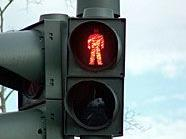Der 13-Jährige hatte das Rotlicht missachtet.