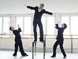 Die Companie Bewegungsmelder lädt zu einem Streifzug durch die Tanzgeschichte.