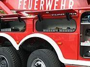 Bei dem Brand kam niemand ernsthaft zu Schaden.