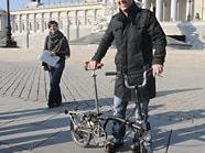 Christoph Chorherr setzt große Erwartungen in den Ausbau des Ringradweges.