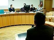 Der Wiener Chefinspktor wurde zu 18 Minuten bedingt verurteilt.