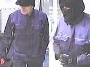 Die Polizei ist auf der Suche nach diesen beiden Männern und bittet die Bevölkerung um Mithilfe.