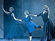 Die idance company steht mit ihrer mittlerweile fünften Produktion am 1. April auf der Bühne