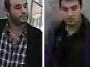 Diese beiden Männer haben im November 2010 den Juwelier beraubt.