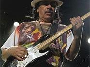 Eines der Highlights des Konzertsommers auf der Burg Clam: Carlos Santana.