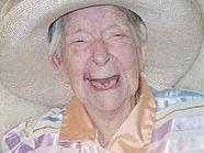 Eunice Sanborn starb mit 115 Jahren