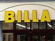 Gegen 19.15 Uhr wurde die Billa-Filiale in der Anton-Baumgartner-Straße