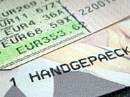 Immer noch wird Verbotenes im Handgepäck verstaut.