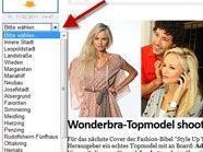 Noch übersichtlicher und einfacher: Die Bezirksportale auf Vienna Online.