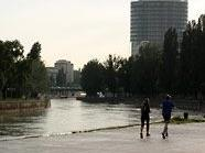 Vor allem die betonlastigen Bereiche am Donaukanal sollen gemütlicher werden.