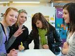 Aha und 360 sind auf der Dornbirner Frühjahrsmesse in der Jungen Halle anzutreffen.