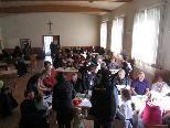 Am 3. April können köstliche Suppen im Davennasaal in Stallehr verspeist werden