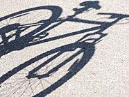 Der Radfahrer erlitt leiechte Verletzungen.