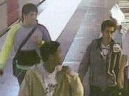 Diese drei Jugendlichen haben die 13-jährigen Schüler überfallen.