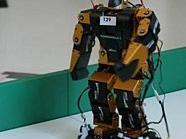 Dieses Wochenende messen die Roboter in Wien ihre Kräfte.