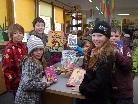 Jeden Dienstag besuchen die Haselstauder Volksschüler die Bücherei.