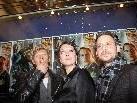 Moritz Bleibtreu, Georg Friedrich und Ursula Strauss, Kinopremiere GARTENBAUKINO WIEN am 02.03.2011