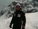 RSG Dornbirn Alpin-Trainer Mario Berchtold darf mit den gezeigten Leistungen zufrieden sein.