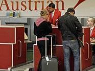 Vom Flughafen Wien aus steuert die AUA weiterhin Tokio an.