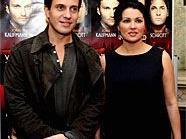 Anna Netrebko und Erwin Schrott werden mit Jonas Kaufmann auftreten.