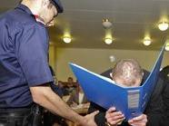 """Der 49-jährige Angeklagte bekannte sich """"nicht schuldig""""."""
