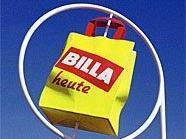 Der Überfall auf die Billa-Filiale lohnte sich für den Räuber nicht.