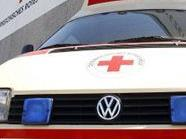Die 17-Jährige wurde von der Rettung ins Krankenhaus gebracht.