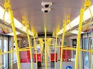 Die Kameras in den U-Bahngarnituren sorgen seit 2002 für mehr Sicherheit.