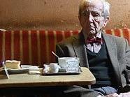 Leopold Hawelka wird 100 Jahre alt.