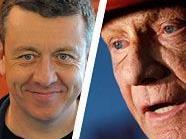 Peter Morgan arbeitet an einem Drehbuch über das Duell James Hunt gegen Niki Lauda.