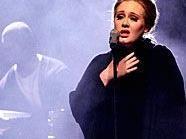 Sängerin Adele liebt die Musik der Folkband 'Mumford & Sons' und fühlte sich für ihr Rekordalbum von deren Platten inspiriert.