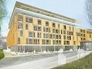 So soll das Park Royal Hotel nach der Fertigstellung aussehen.