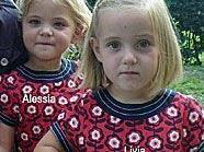 Suche nach Zwillingsmädchen Livia und Alessia
