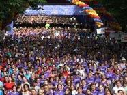 25.100 Läuferinnen und 60.000 Zuschauer verursachen am Sonntag erhebliche Verkehrsbehinderungen rund um den Prater.