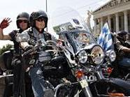 """Am 13. Mai kommen die Harley-Fans nach Wien zu den """"Vienna Harley Days""""."""