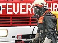 Bei dem Brandanschlag in 1100 Wien wurden acht Personen verletzt.