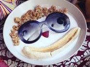 Brillen aus dem Minimal-Baroque Sunglasses Projekts
