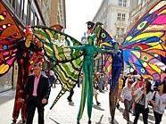 Das Wiener Stadtfest geht heuer nicht nur in der Inneren Stadt über die Bühne.