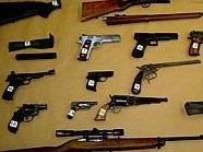 Der Waffensammler hortete illegal Kriegsmaterial.
