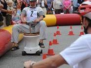 Der letzte Charity-Event für Darmerkrankungspatienten war 2010 in Salzburg.