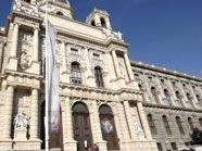 Eine Ausstellung über Parasiten in Wien