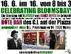 Flyer  zum Ottakringer Bloomsday