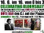 Flyer  zum Ottakringer Bloomsday