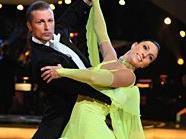 Mirna Jukic und Gerhard Egger wollen am Freitag den 13. voll durchstarten.